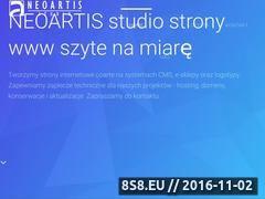 Miniaturka domeny www.neoartis.pl