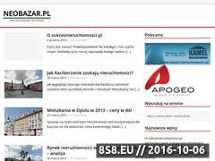 Miniaturka neobazar.pl (Darmowe ogłoszenia lokalne, <strong>legnica</strong> i Dolny Śląsk)