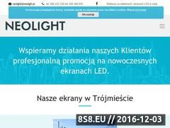 Miniaturka domeny www.neolight.pl