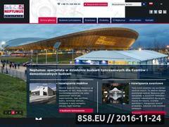 Miniaturka domeny www.neptunus.pl