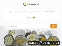 Miniaturka domeny www.net-led.pl