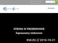 Miniaturka domeny net4web.pl