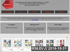 Miniaturka domeny netactiv.pl