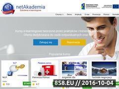 Miniaturka domeny www.netakademia.pl