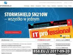 Miniaturka domeny www.netasq.pl