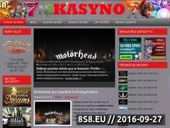 Miniaturka www.netentkasyno.pl (Strona z najlepszymi promocjami i grami online)