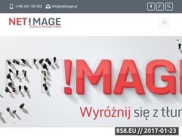 Zrzut strony Firma oferuje profesjonalny marketing internetowy