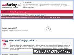 Miniaturka domeny www.netkobiety.pl