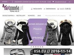 Miniaturka domeny netmoda.pl