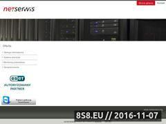 Miniaturka domeny netserwis.org