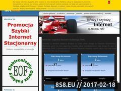 Miniaturka domeny www.netstrada.pl