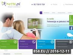 Miniaturka domeny nette.pl