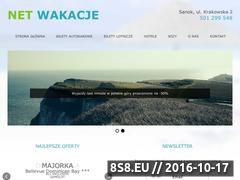 Miniaturka domeny netwakacje.pl