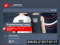 Miniaturka domeny www.netwave.pl