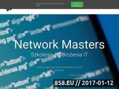 Miniaturka Szkolenia otwarte i zamknięte (www.networkmasters.pl)