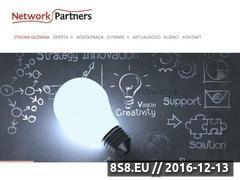 Miniaturka domeny networkpartners.pl