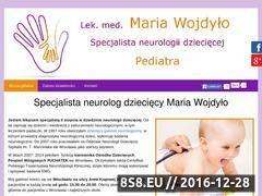 Miniaturka domeny www.neurologwroclaw.com