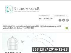 Miniaturka domeny neuromaster.pl