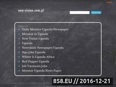 Miniaturka domeny www.new-vision.com.pl