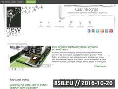 Miniaturka domeny newgreen.pl