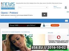 Miniaturka newsdiscopoloclipy.pl (Baza clipów Disco Polo)