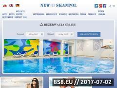 Miniaturka domeny www.newskanpol.pl