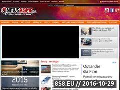 Miniaturka domeny newskomp.pl