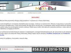 Miniaturka domeny next-bud.pl