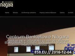 Miniaturka domeny www.niagara-wesela.pl
