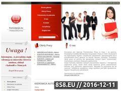 Miniaturka domeny www.nianie-gosposie.pl