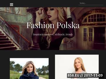Zrzut strony NiebieskiSklep.pl - poświęcony zakupom