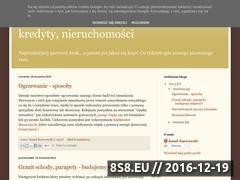 Miniaturka domeny nierucho-mosci.blogspot.com