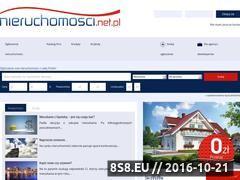 Miniaturka domeny www.nieruchomosci.net.pl