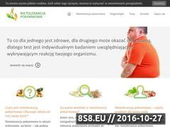 Miniaturka domeny nietolerancja-pokarmowa.eu