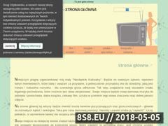 Miniaturka niezbednik-kulturalny.atspace.eu (Strona kulturalna z przydatnymi linkami)
