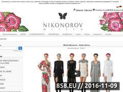Miniaturka domeny nikonorov.com