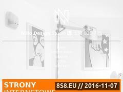 Miniaturka domeny www.nillo.eu