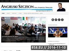 Miniaturka nja.pl (Nauka języka angielskiego)