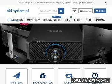 Zrzut strony Serwis komputerowy Kraków