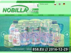 Miniaturka domeny nobilla-poland.com