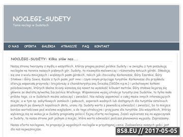 Zrzut strony Noclegi w Sudetach - Karpacz, Sklarska Poręba, Lądek Zdrój, Polanica