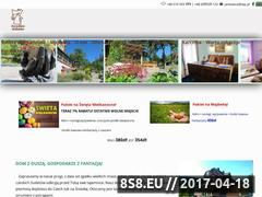 Miniaturka domeny noclegi-agroturystyka.com.pl