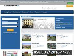 Miniaturka domeny noclegi-kwatery.com.pl