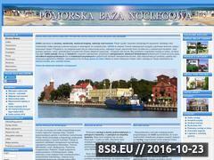Miniaturka domeny www.noclegi-ustka.com.pl