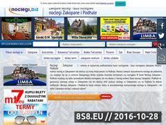 Miniaturka domeny www.noclegi.biz