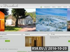 Miniaturka domeny noclegiwdusznikach.pl