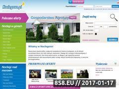 Miniaturka domeny www.noclegovo.pl
