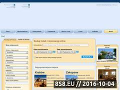 Miniaturka domeny www.nocuj.com.pl