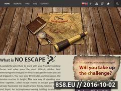 Miniaturka domeny noescape.pl