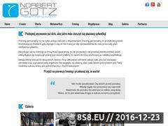 Miniaturka domeny www.norbertgotz.pl